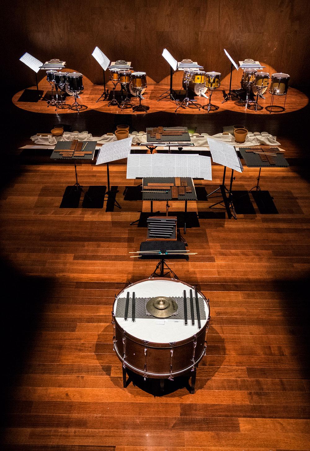 Frames Percussion © Miquel Àngel Vich