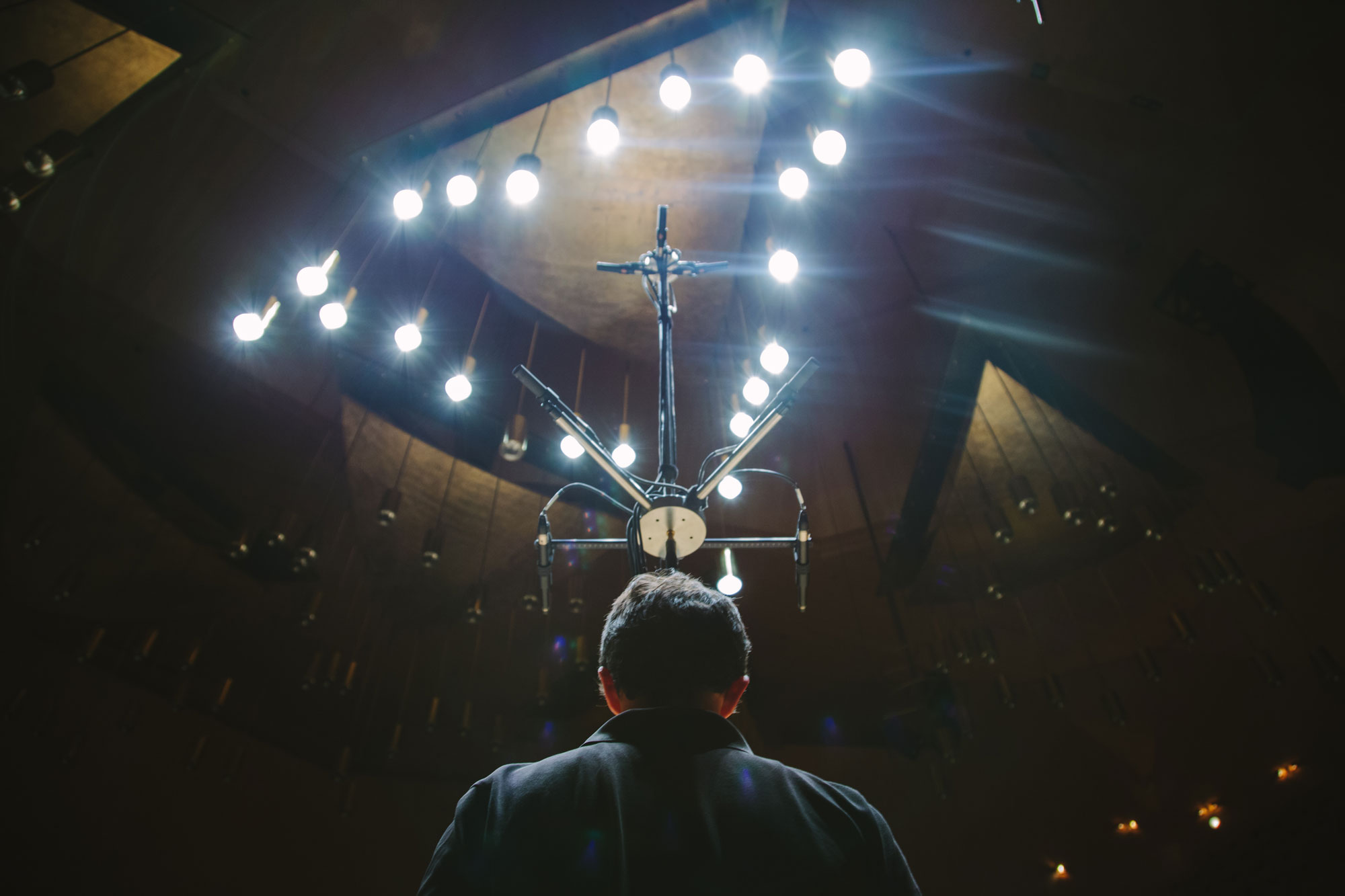 Hugo Romano & Neu Records | Recording Homenaje a Martha Graham · Photos azcodes.com