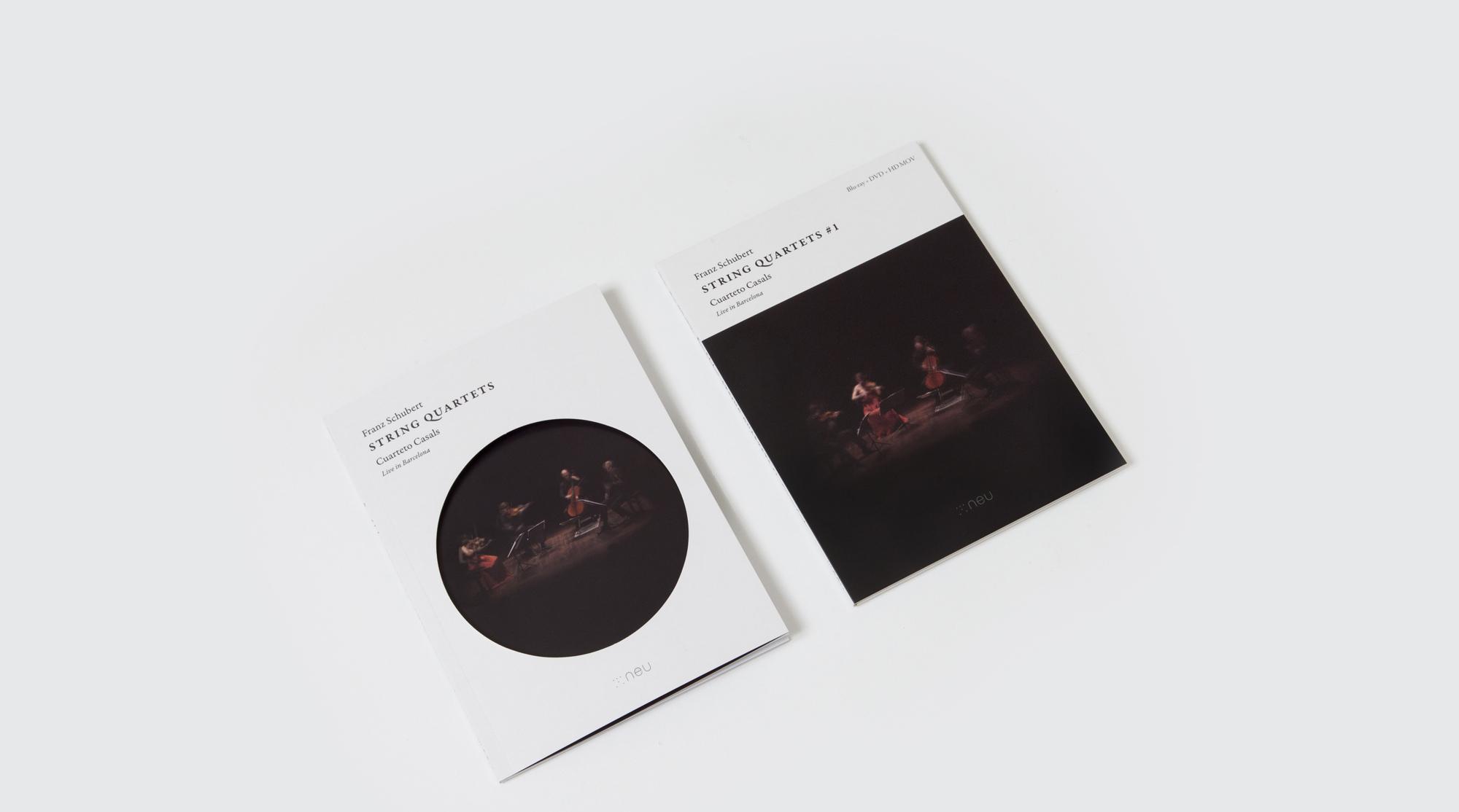Schubert # 1 Cuarteto Casals