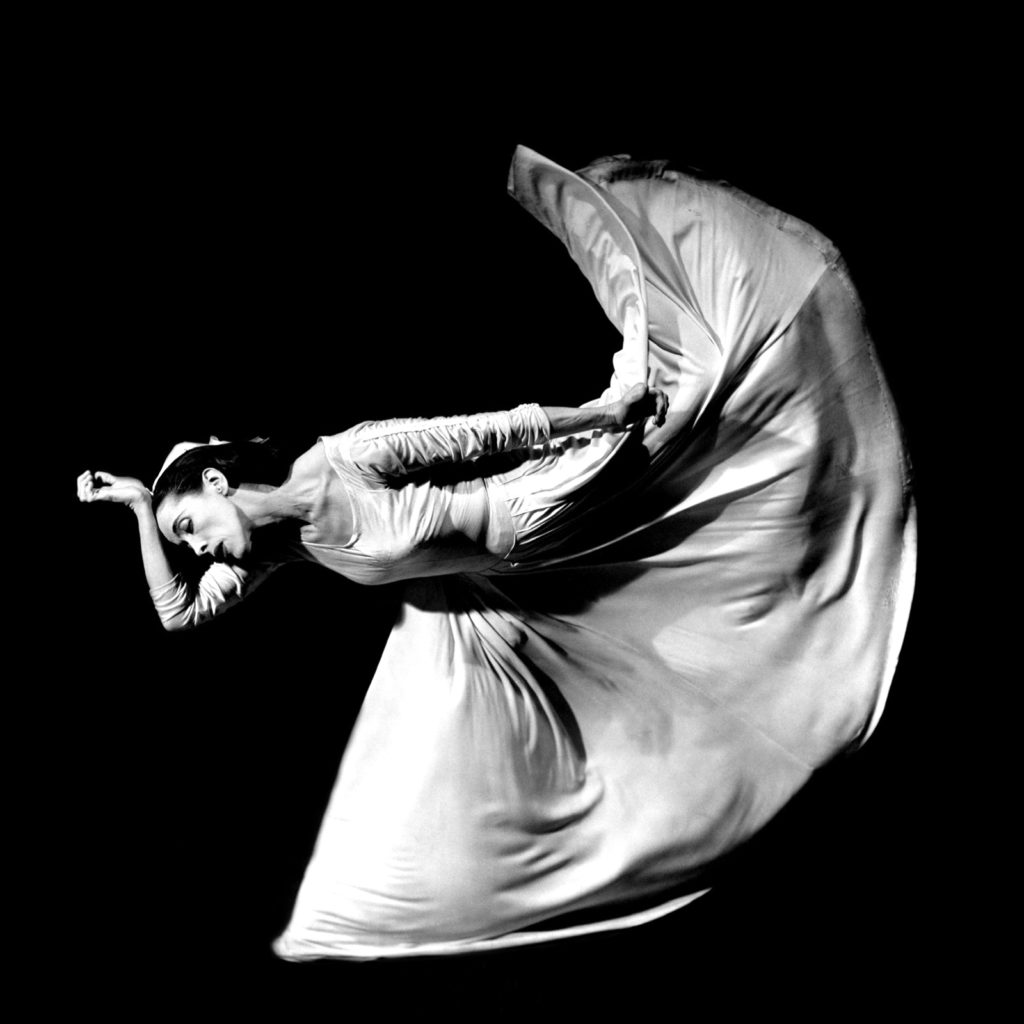 Humet: Homenaje a Martha Graham. Cover