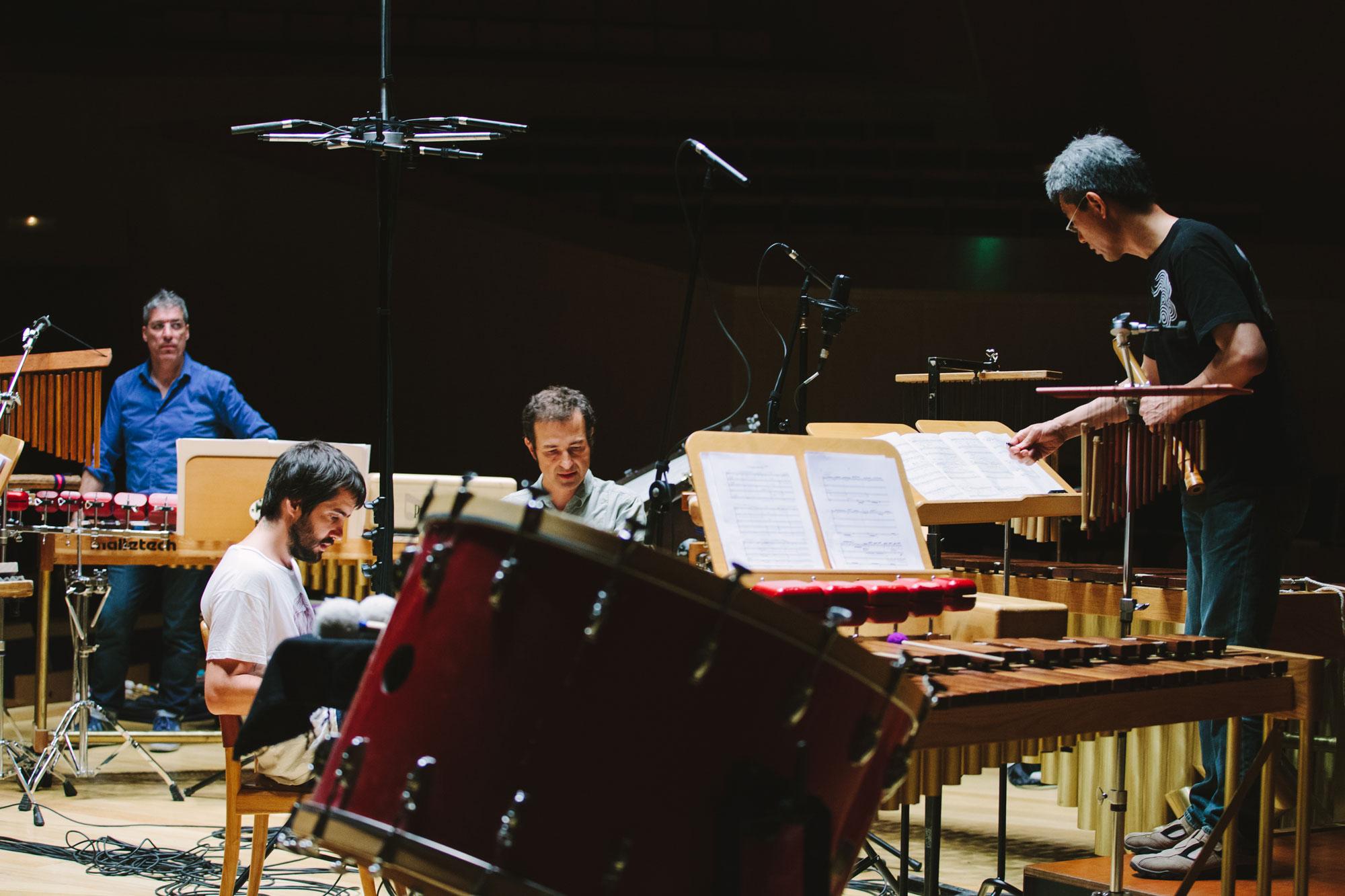 Juanjo Guillem, Santi Barguñó, Ramon Humet, Kakizakai Kaoru
