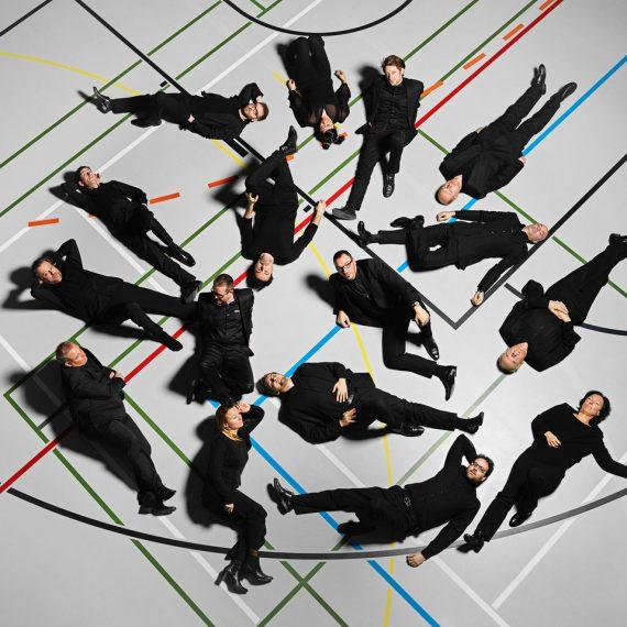 Ensemble Contrechamps © Regis Golay