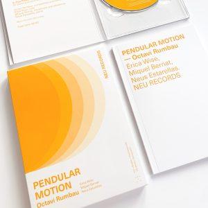 Octavi Rumbau - Pendular Motion - CD inside